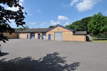 Industrial Units in Salford - Agecroft Enterprise Park