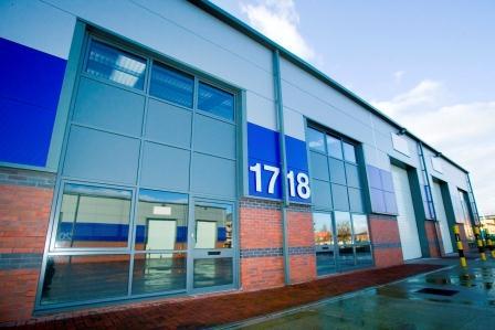 Hurstwood Leigh Business Park - Greater Manchester