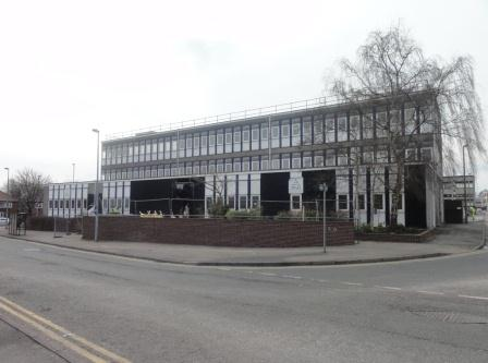 Crystal Offices in Northwich