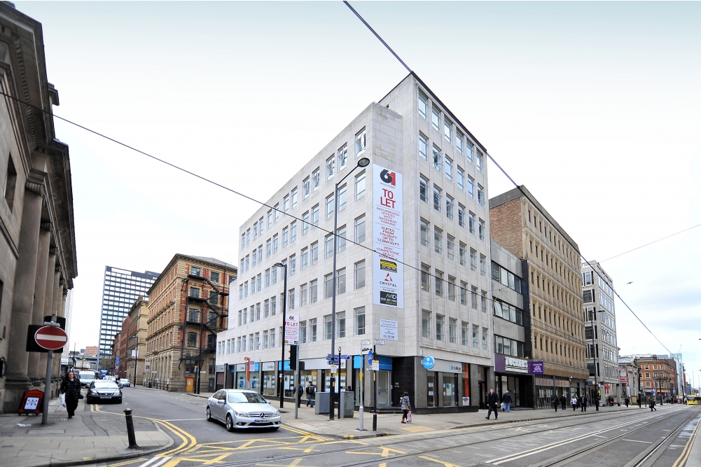 61 Mosley Street, Mosley Street, Manchester