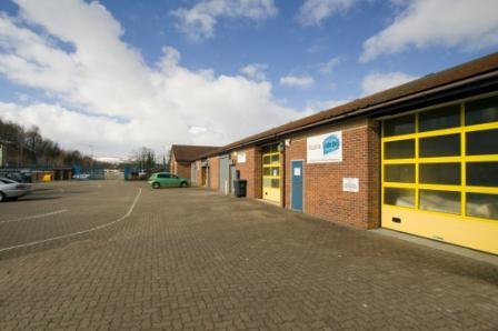 Bersham Industrial Estate, Wrexham - Hurstwood