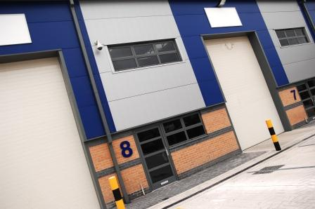 The Courtyard - Carrs Industrial Estate