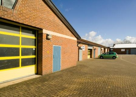 Bersham Industrial Estate, Wrexham - Hurstwood