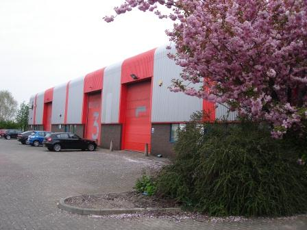 Portside Industrial Estate - Hurstwood