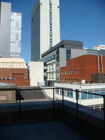 4th Floor Terrace - Hurstwood 61 Mosley Street