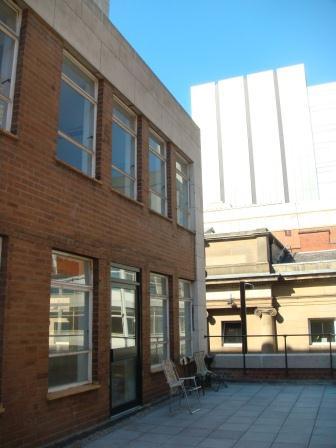 2nd Floor Terrace - Hurstwood 61 Mosley Street