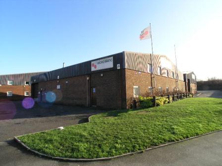 Hurtwood Industrial Unit