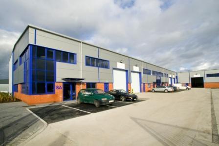 Hurstwood Industrial Units Leyland