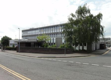 Crystal Offices in Cheshire