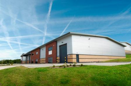 Hurstwood - Industrial Units