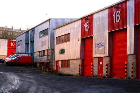 Hurstwood Industrial Units - Rossendale