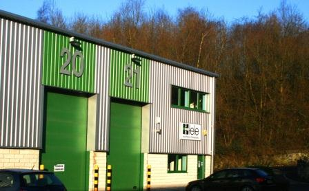 Hurstwood Industrial Units Rossendale