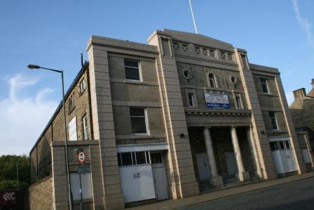 Hurstwood Retail Development in Rossendale