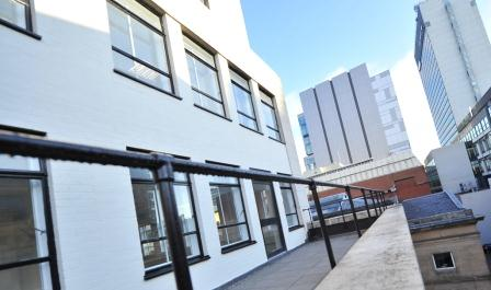 Manchester Offices - Crystal Property & Land