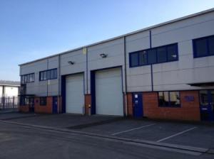Hurstwood Industrial Units