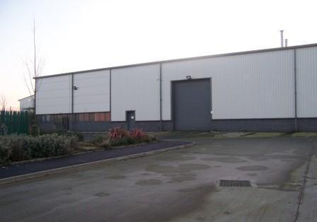 Hurstwood Industrial Unit - Blackburn