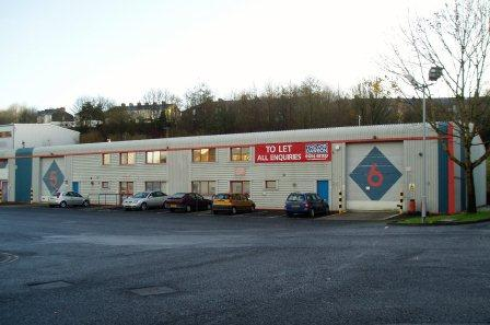 Carrs Industrial Estate, Haslingden - Hurstwood