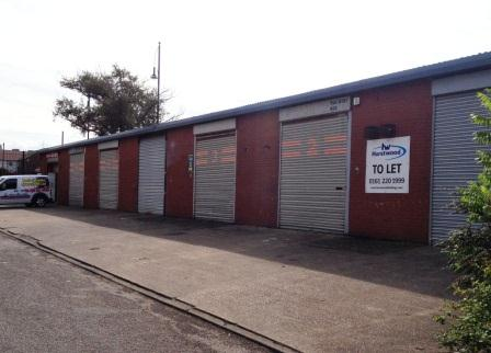 Hurstwood Industrial Units - Bootle Docks