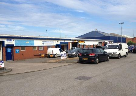 Hurstwood Industrial Property, Liverpool