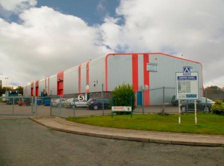 Industrial Units - Hurstwood