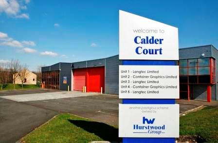 Hurstwood Industrial Units Accrington