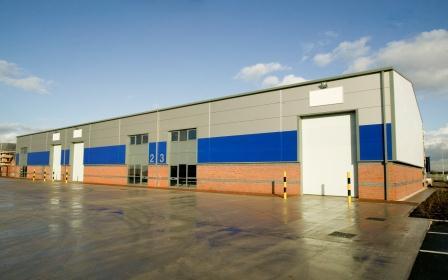 Hurstwood - Industrial Units