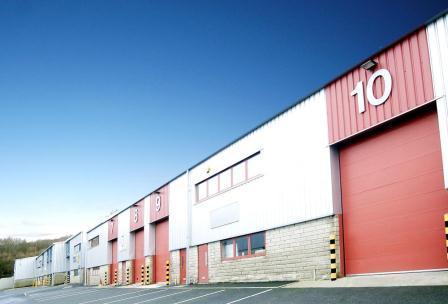 Hurstwood Industrial Units – Carrs Industrial Estate, Rossendale