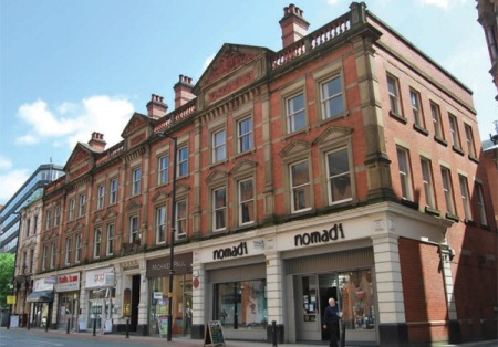 Crystal Property, Manchester city centre offices